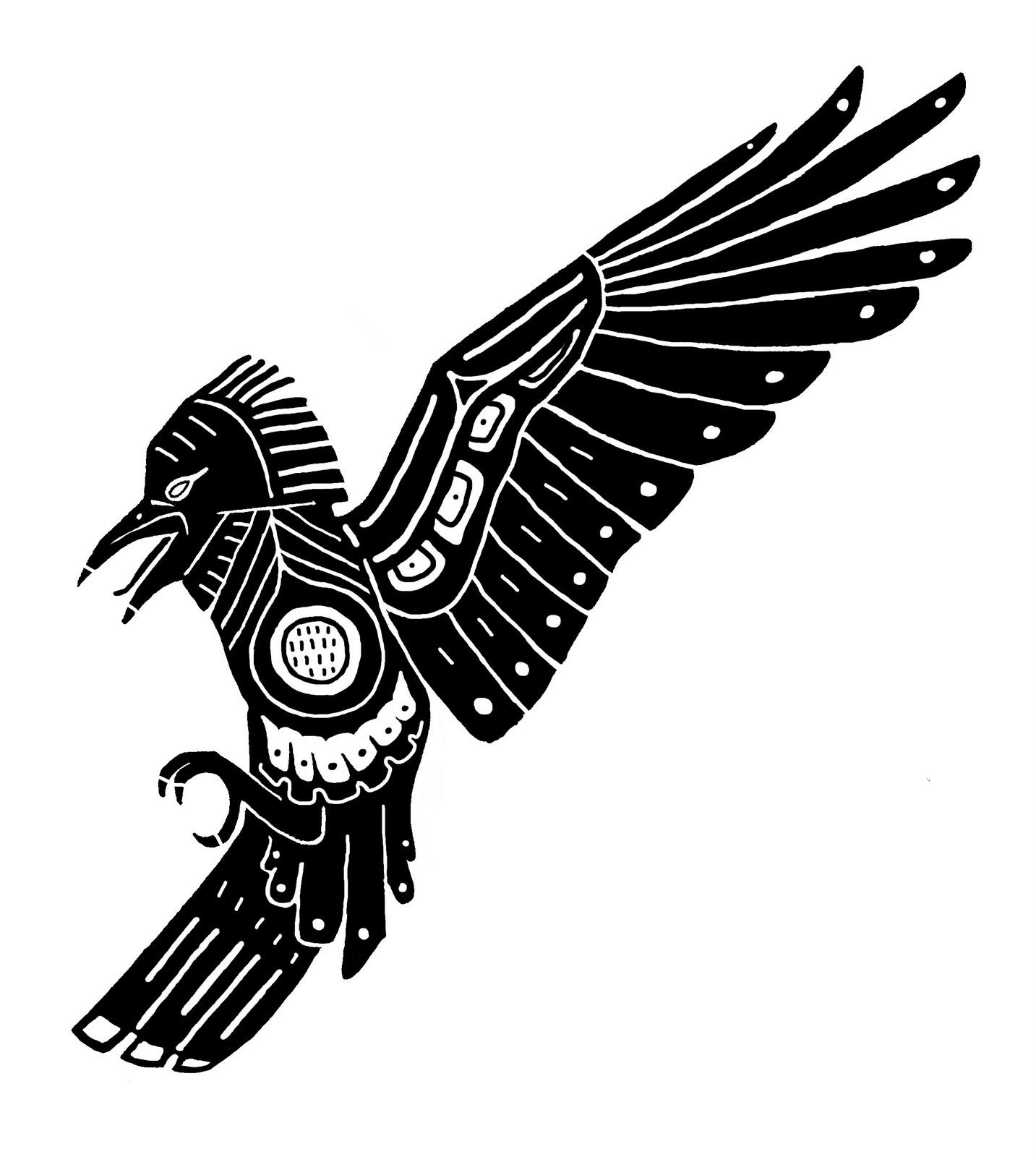 Celtic Raven Tattoo Designs Celtic Raven Tattoos