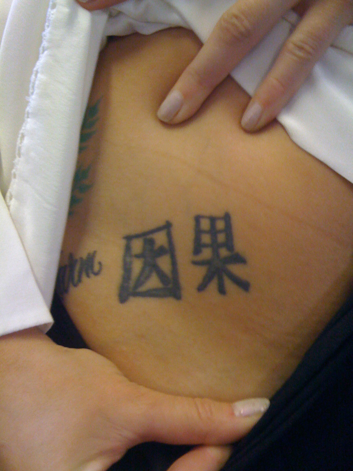 Meanings Interpretation: Chinese Tattoos Designs, Ideas And Meaning