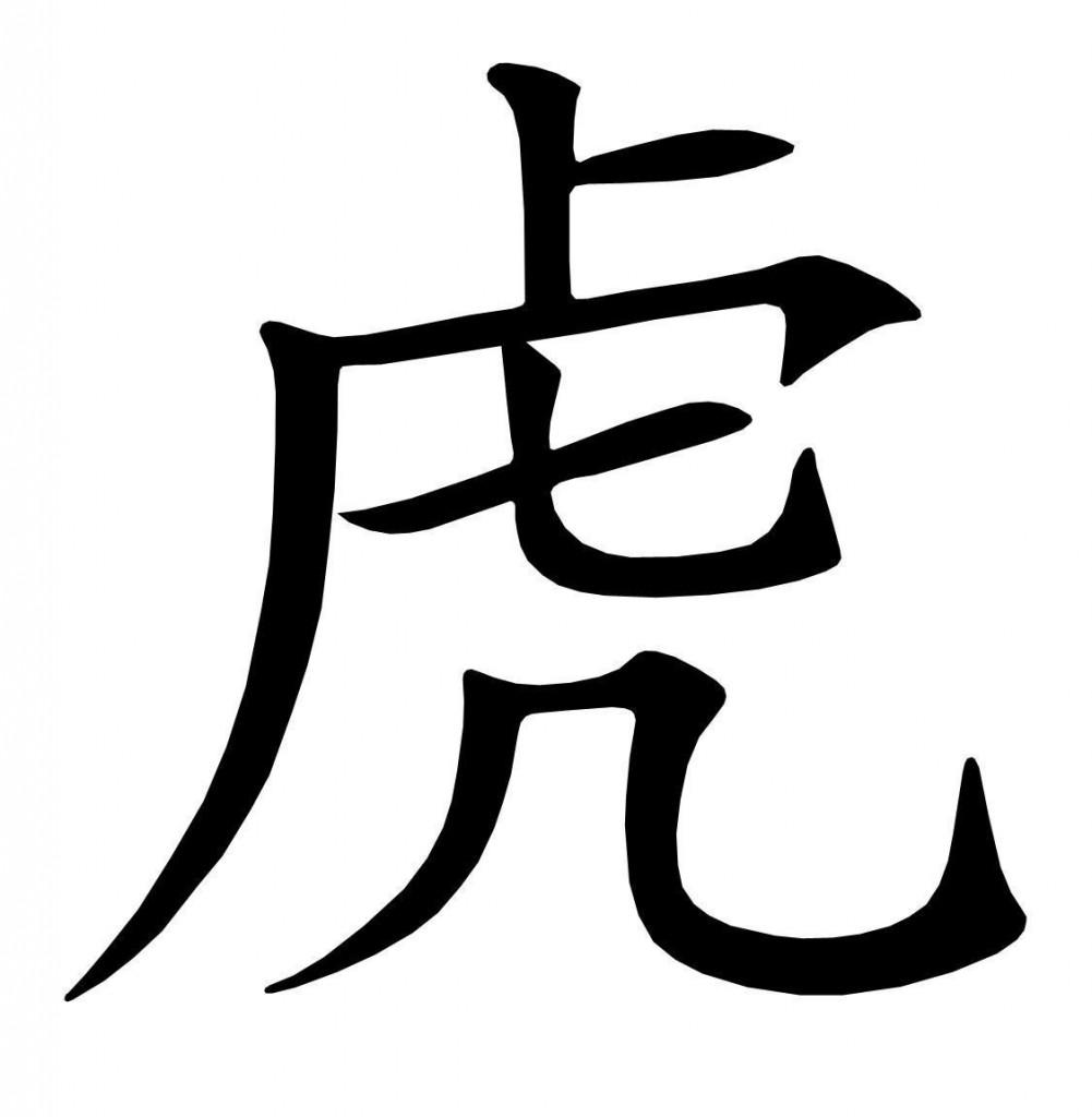 Chinese Believe Symbol Tattoo