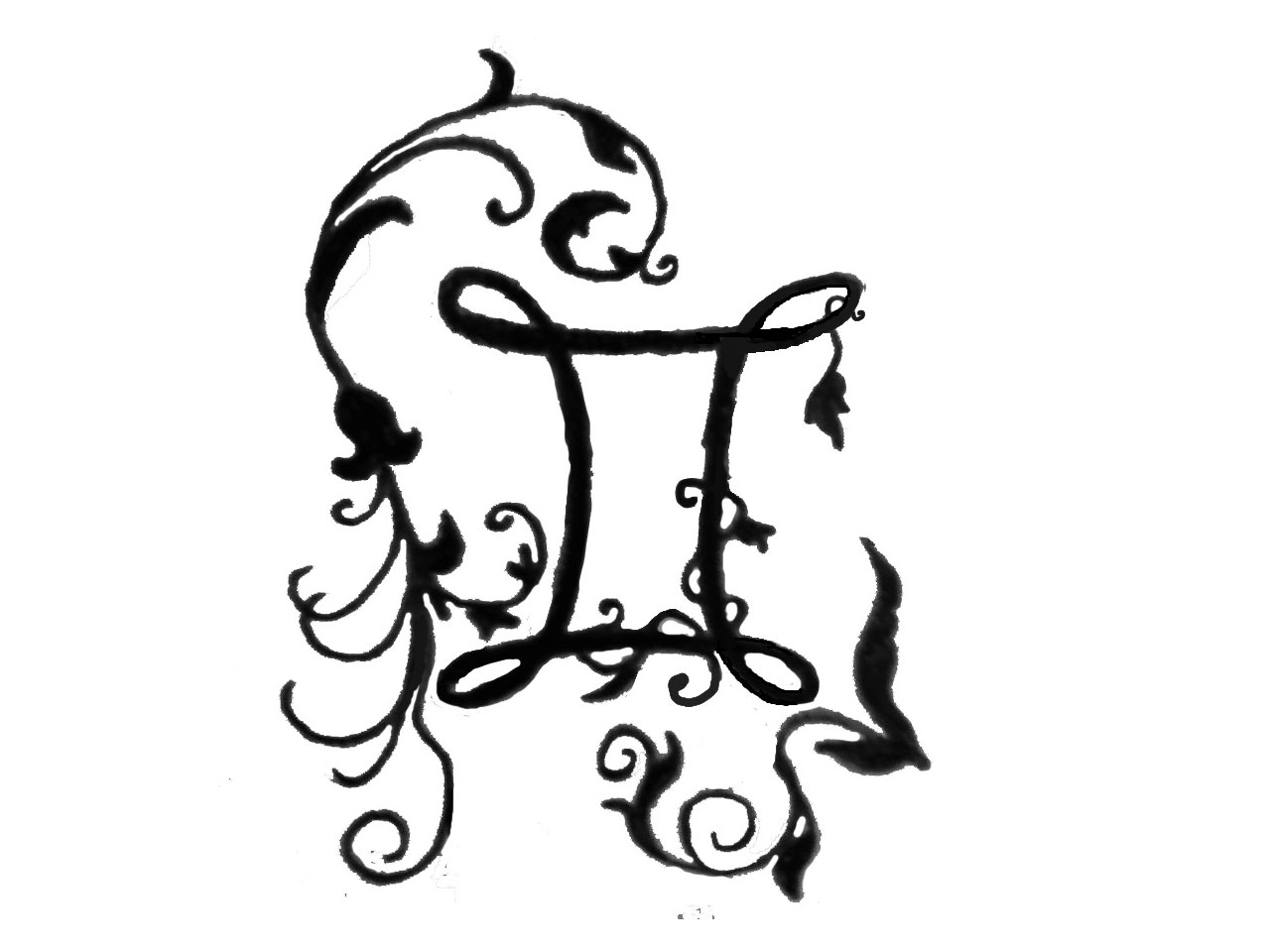 Gemini Tattoos Designs, Ideas and Meaning | Tattoos For You