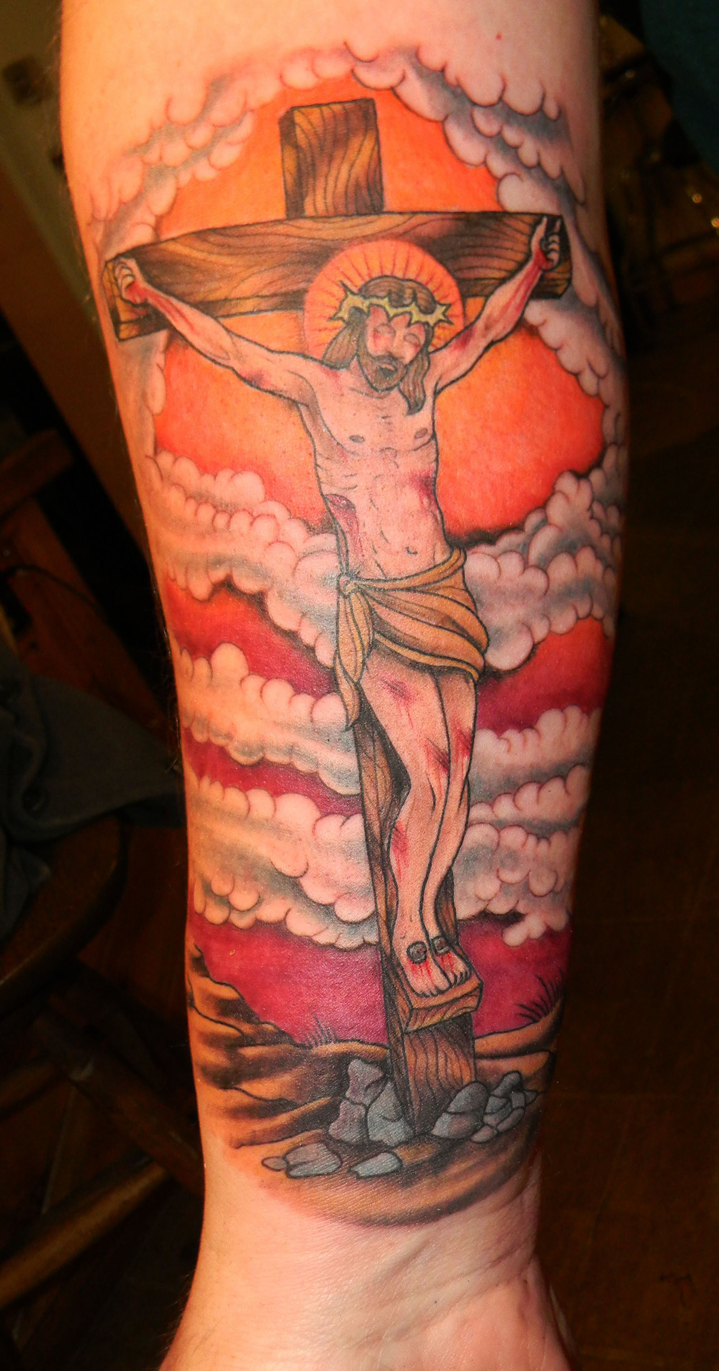 Designs For A Tarot Deck Celebrating: Jesus Tattoos Designs, Ideas And Meaning