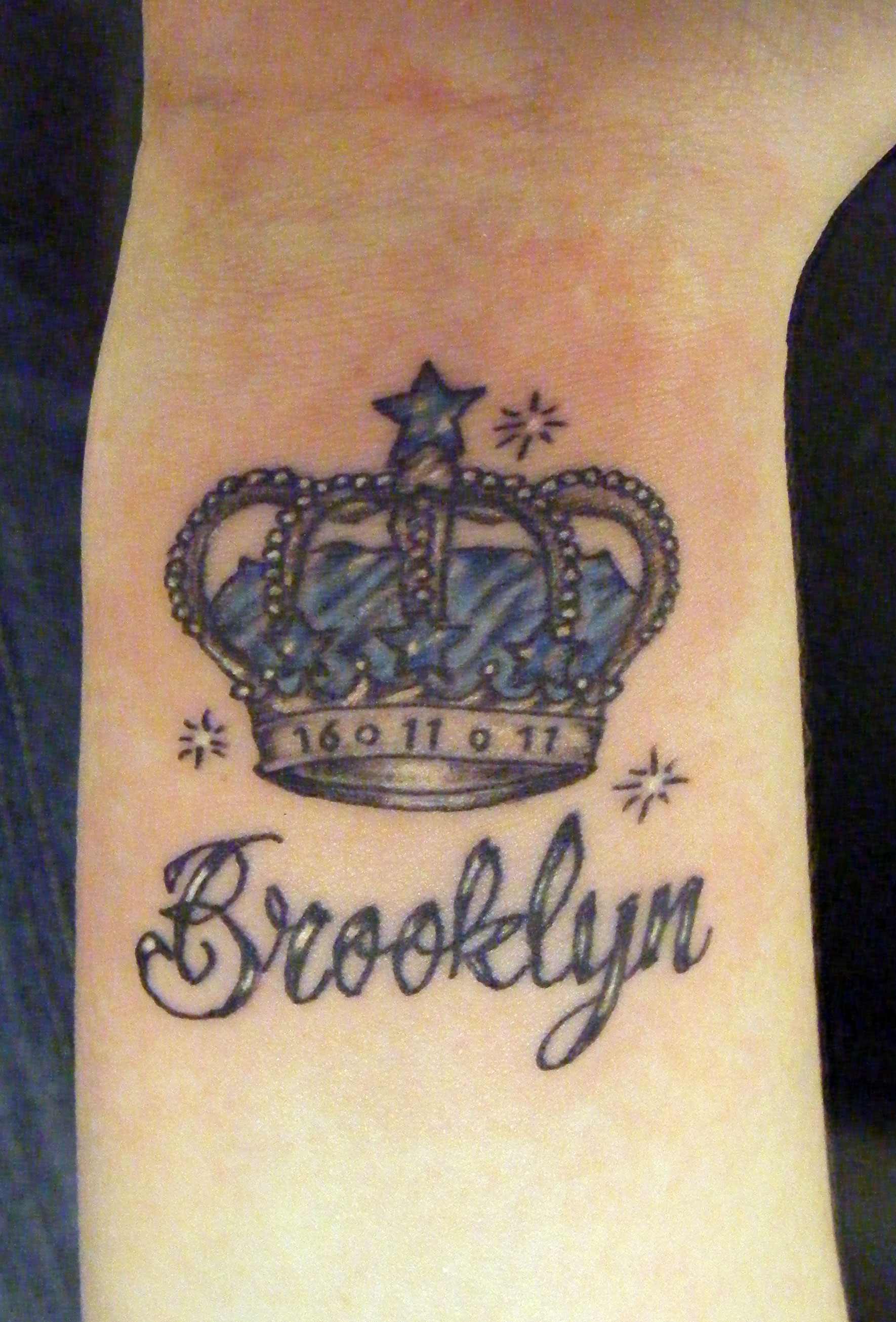 30482074b Crown Tattoos Designs, Ideas and Meaning | Tattoos For You