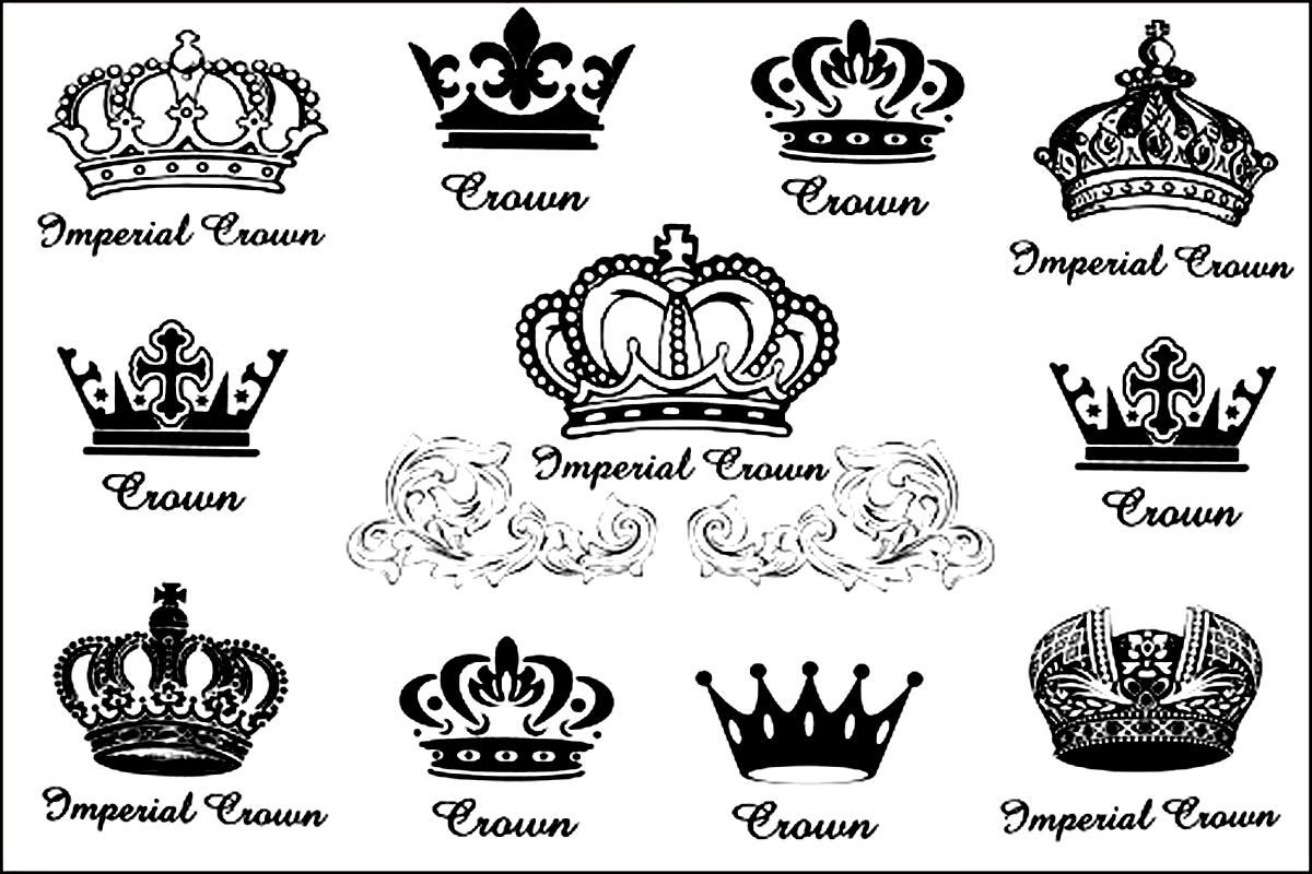 Princess Crown Tattoos