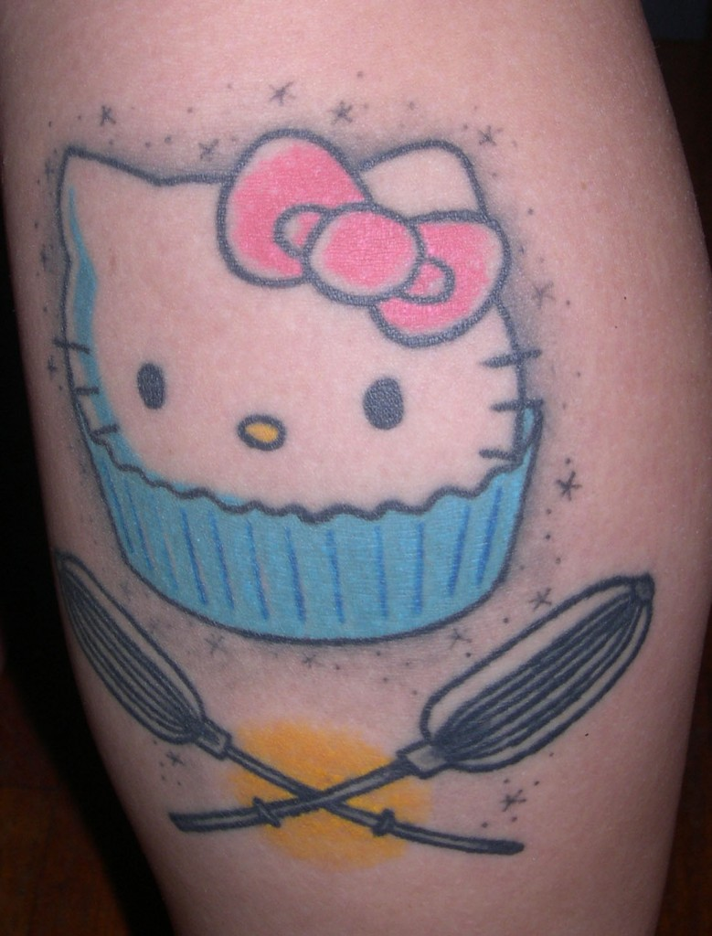 Cupcake Tattoos Designs, Ideas and Meaning | Tattoos For You