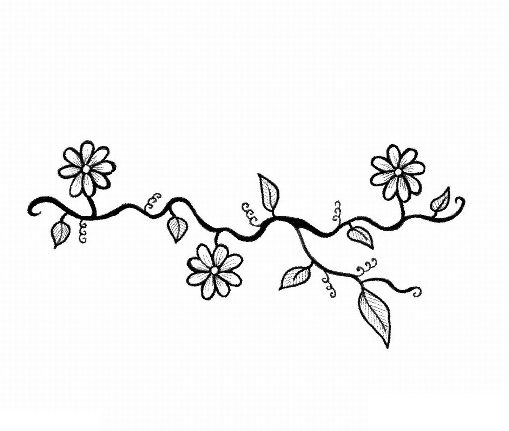 Daisy Vine Tattoos: Daisy Tattoos Designs, Ideas And Meaning