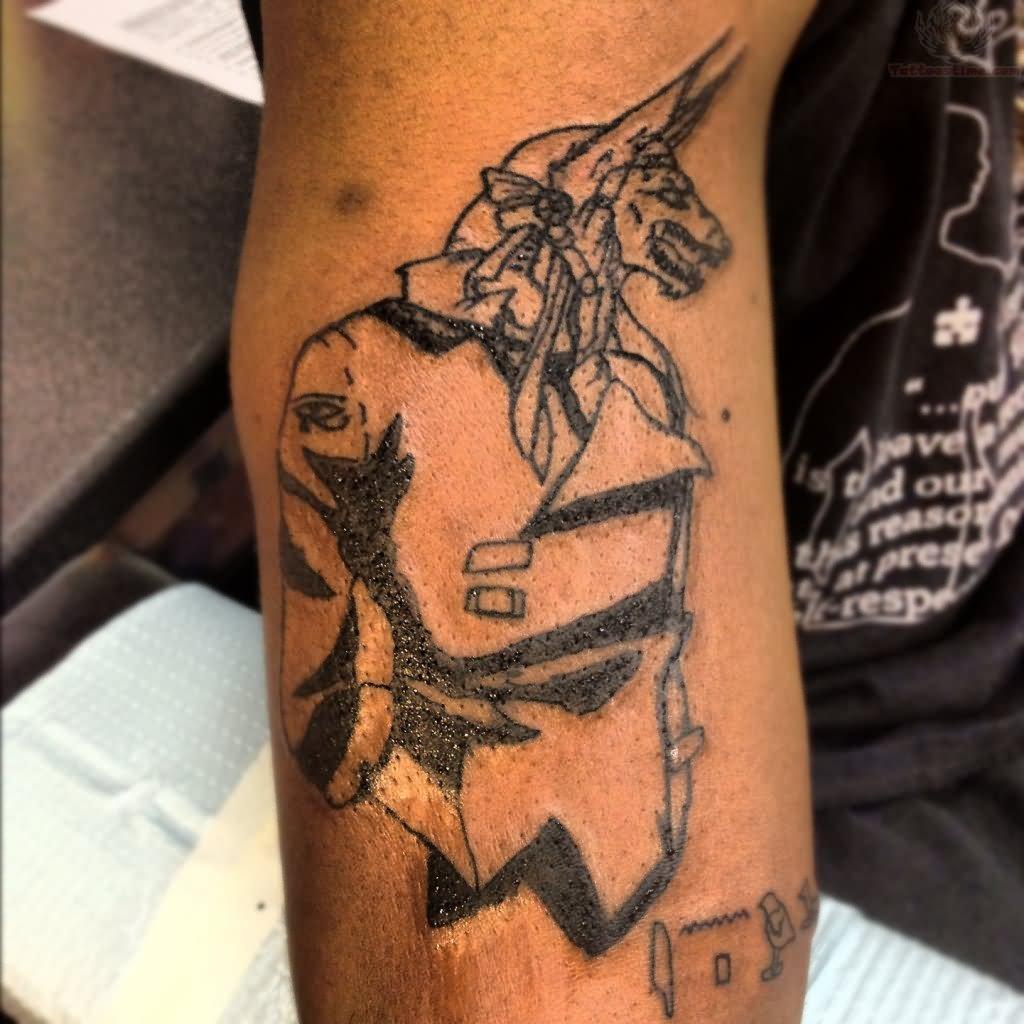 Egyptian Sleeve Tattoo on Ancient Celtic Gods And Goddesses