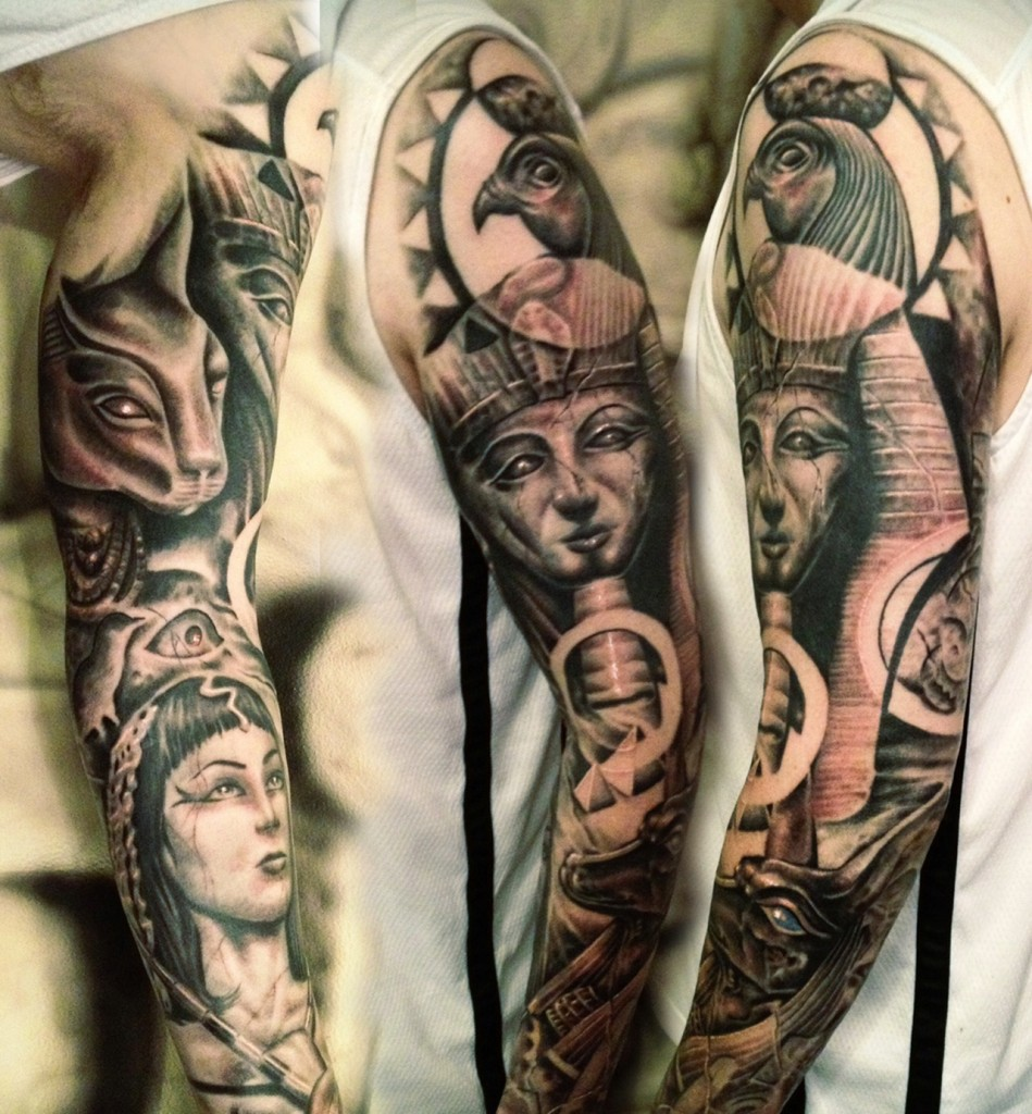Egyptian Tattoos Designs, Ideas And Meaning
