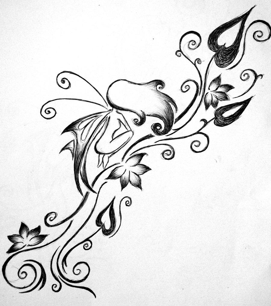 Tattoo Designs Pdf: Fairy Tattoos Designs, Ideas And Meaning