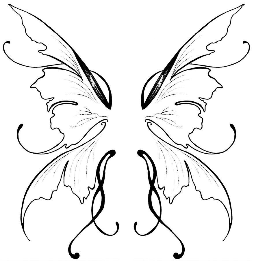 Image Result For Tribal Butterfly Designs