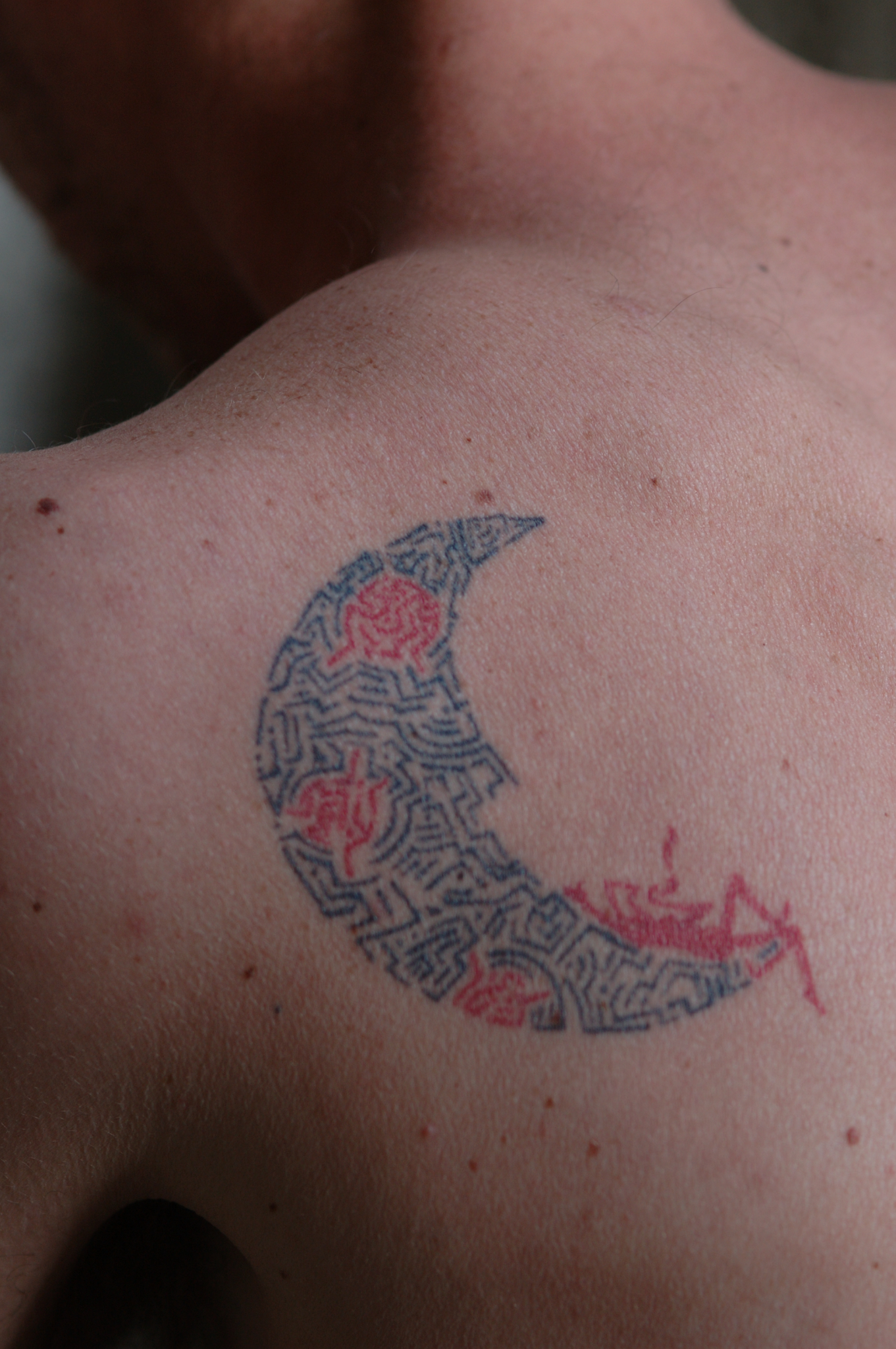 Moon Tattoos Designs Ideas And Meaning Tattoos For You