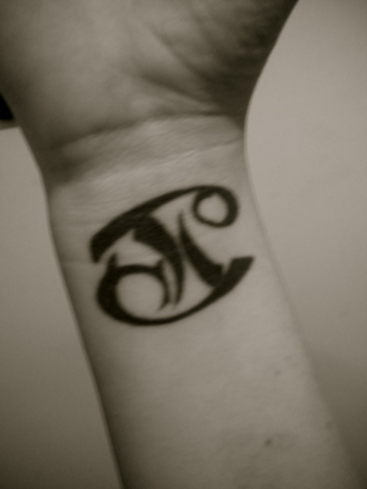 Gemini tattoos designs ideas and meaning tattoos for you for Gemini and cancer tattoo