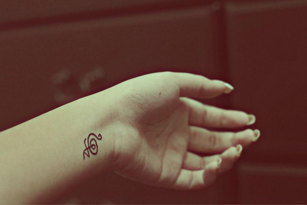 Hakuna Matata Tattoo Photos