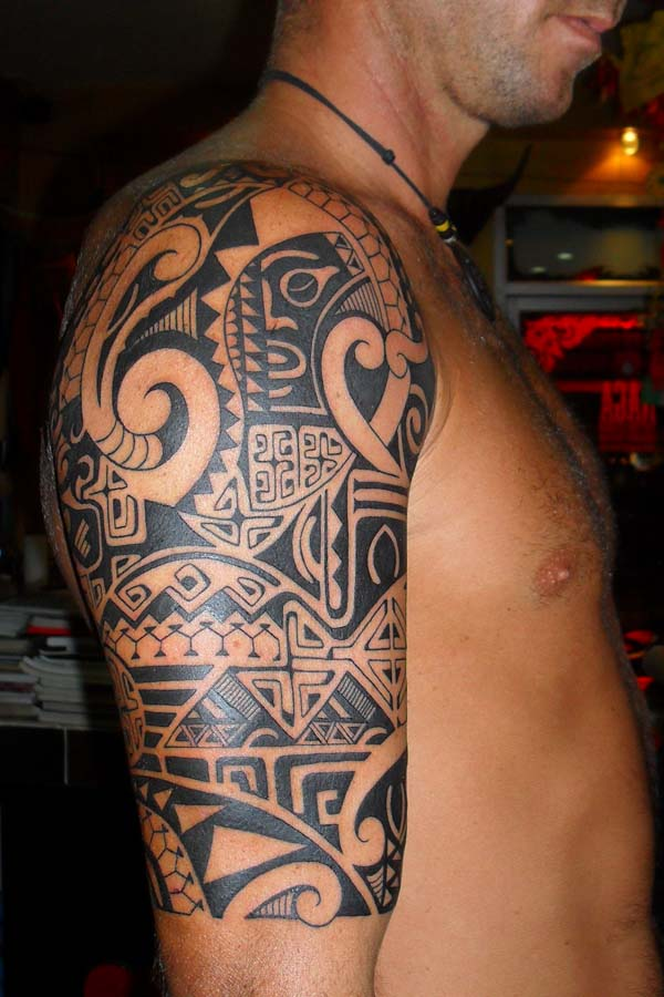 Hawaiian Tattoos For Men