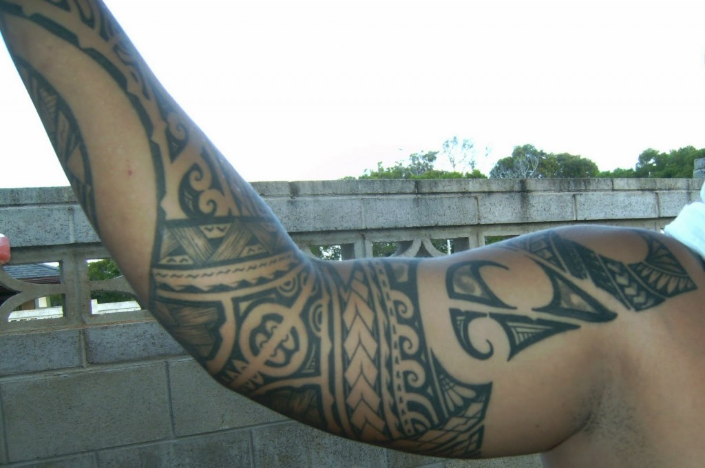 Hawaiian Tribal Tattoos Meanings