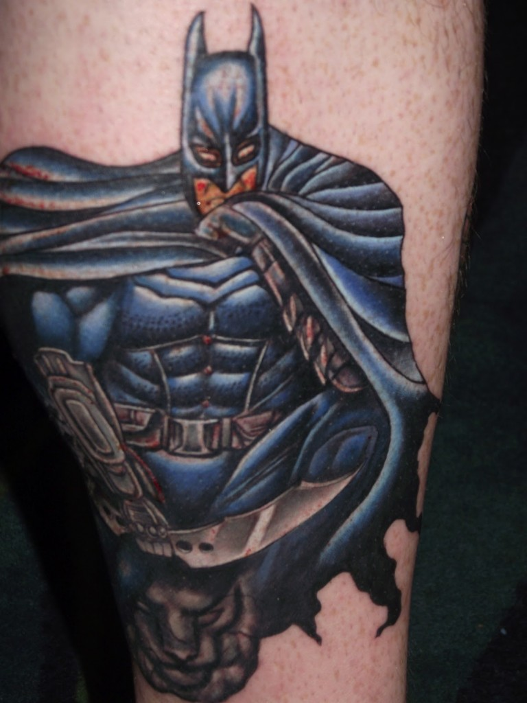 Images of Batman Tattoos
