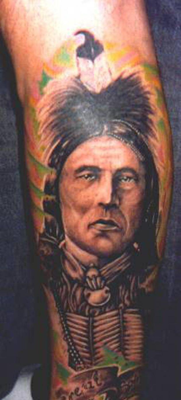 Indian Tattoo Designs