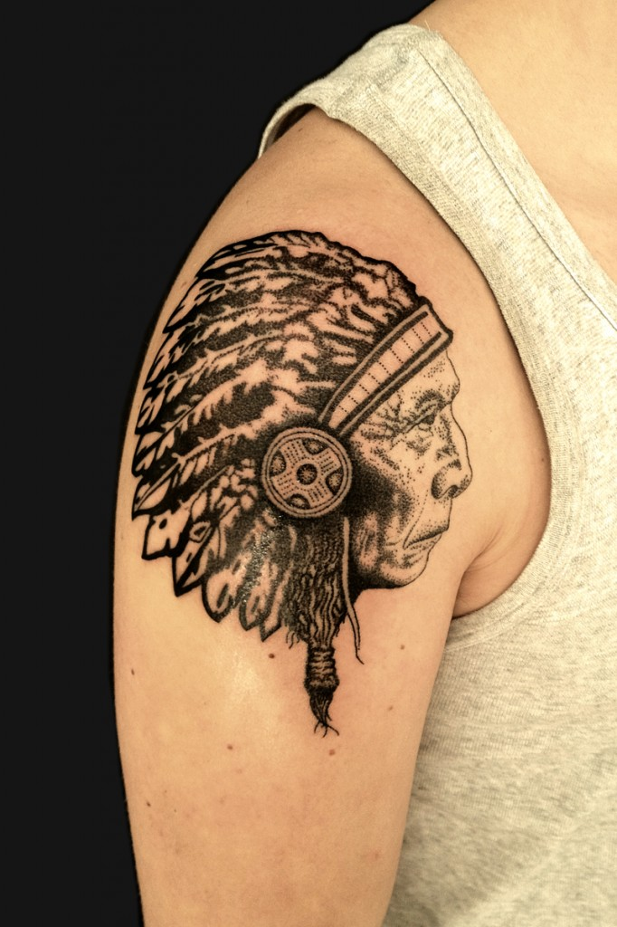 Indian Tattoos Designs Ideas And Meaning Tattoos For You border=