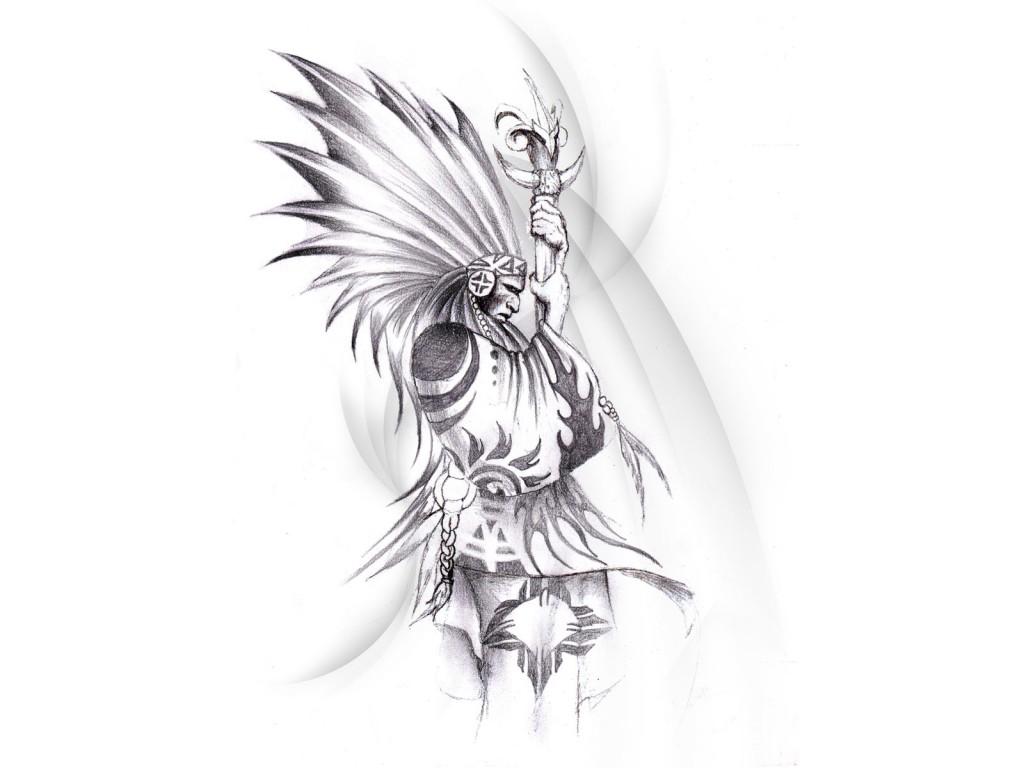 traditional cherokee indian warrior tattoos joy studio