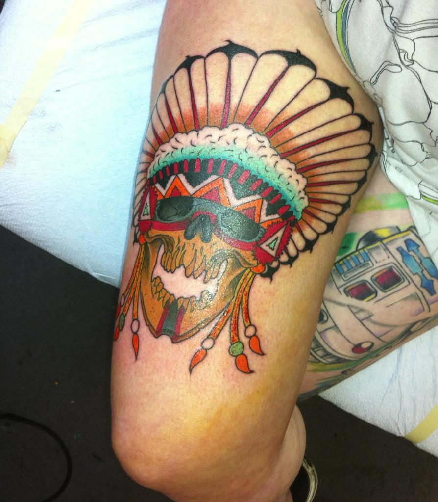 Dna Tattoos Designs Ideas And Meaning: Indian Tattoos Designs, Ideas And Meaning