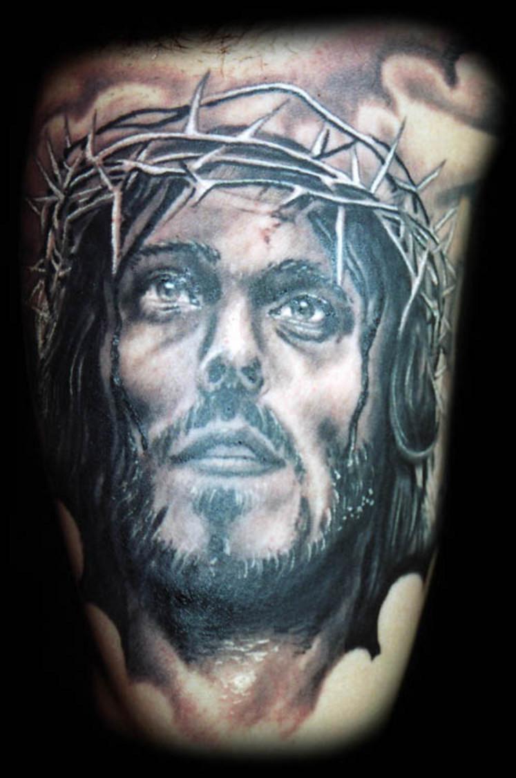 Best Jesus Tattoo Designs