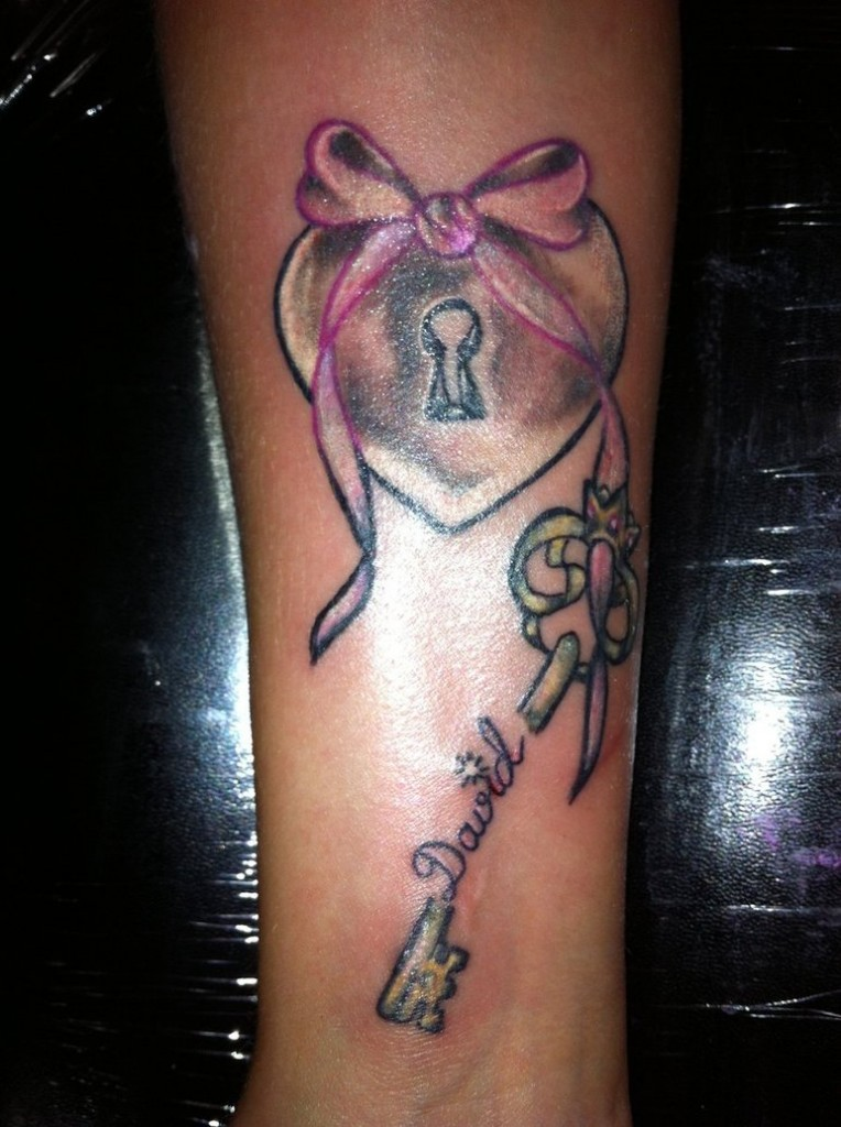 Key Tattoos Designs,