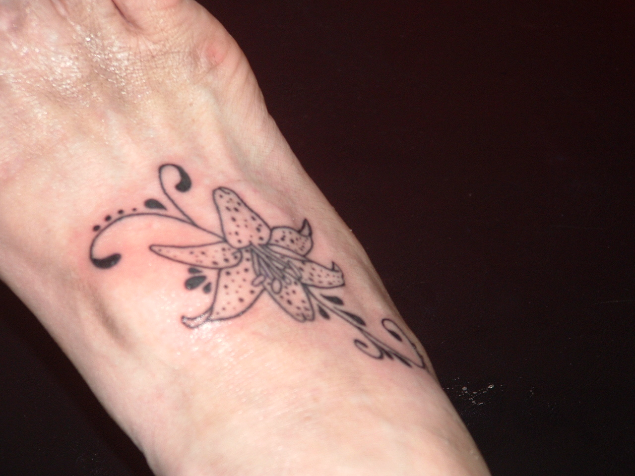 Lily Tattoos Designs, Ideas and Meaning | Tattoos For You