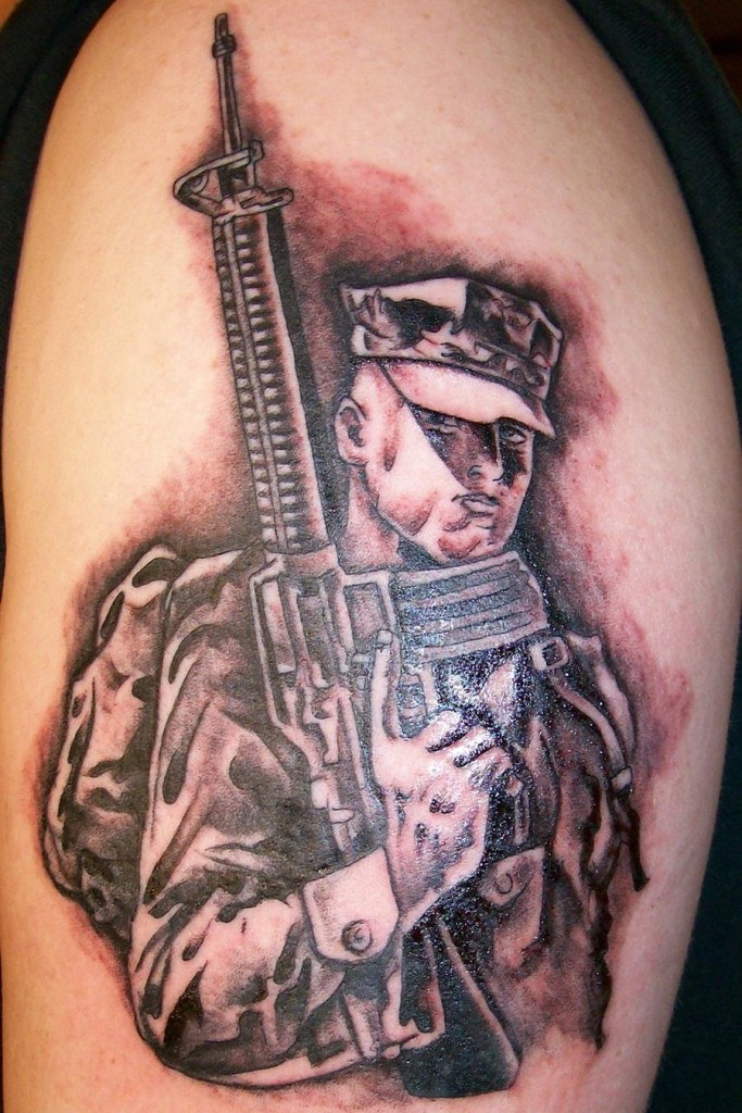 military army tattoos designs ideas and meaning tattoos for you. Black Bedroom Furniture Sets. Home Design Ideas