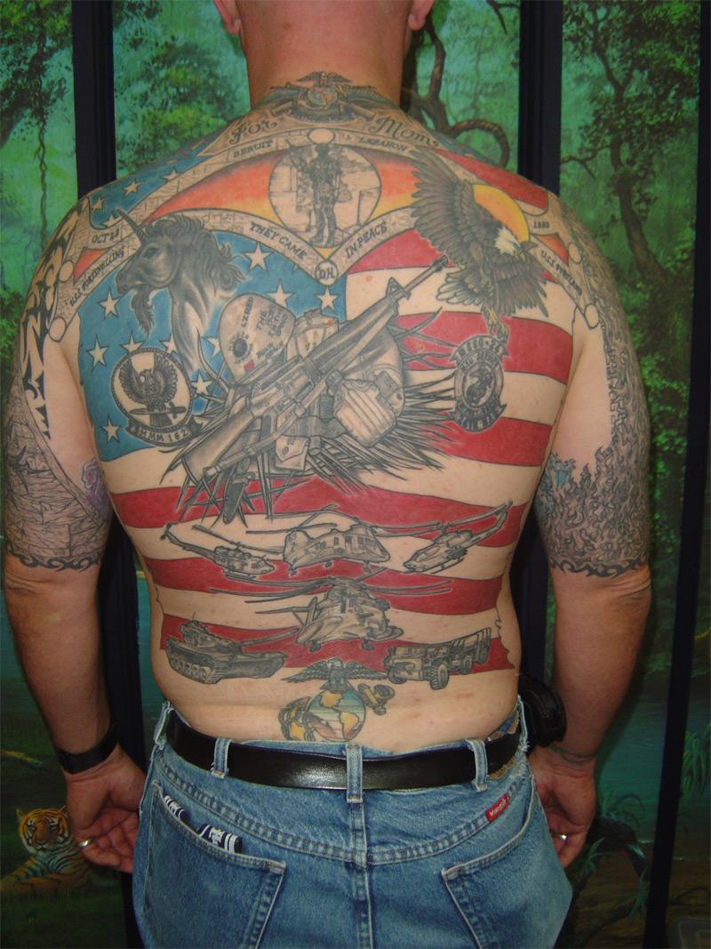 Police Tattoo Designs