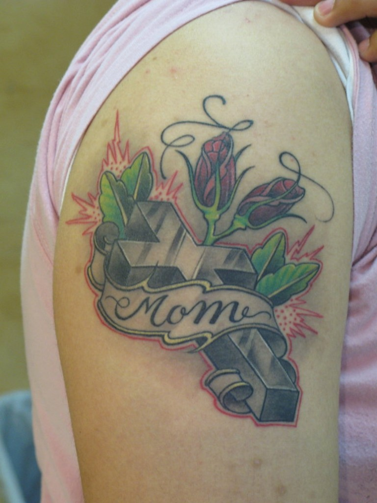Designs For A Tarot Deck Celebrating: Mom Tattoos Designs, Ideas And Meaning