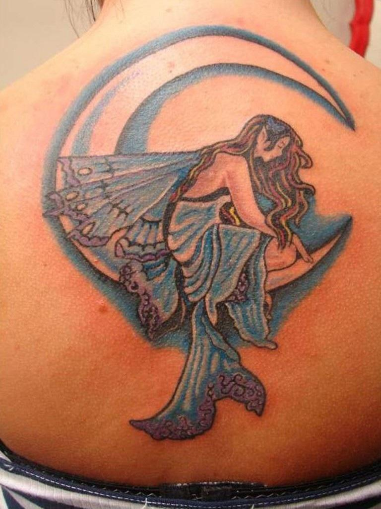 Moon tattoos designs ideas and meaning tattoos for you for Tattoo ideas and meanings