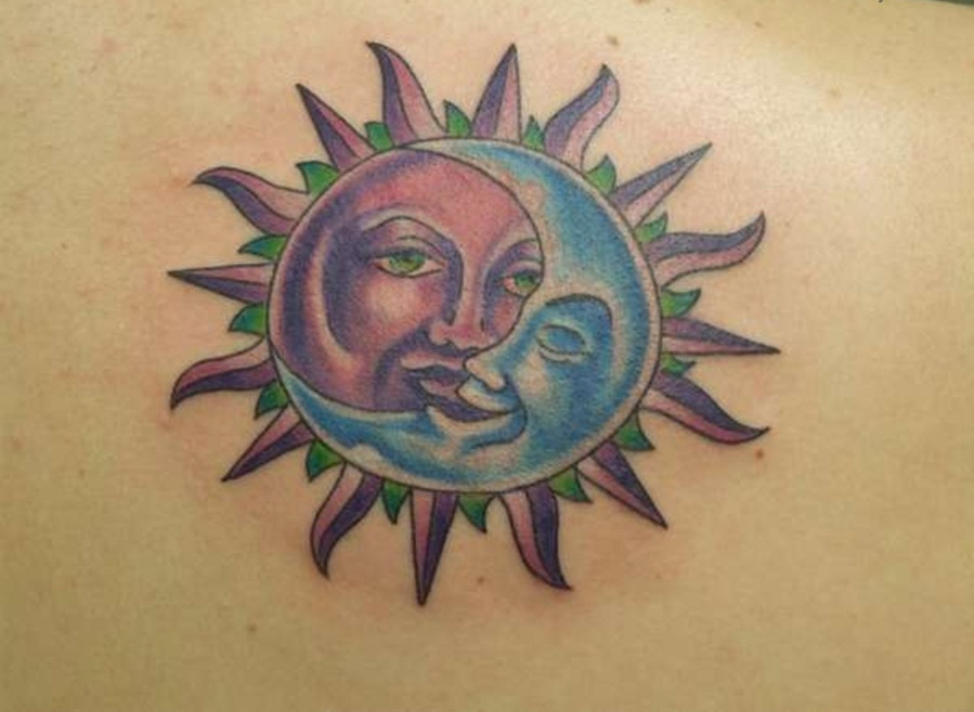 Moon Tattoos Designs, Ideas and Meaning