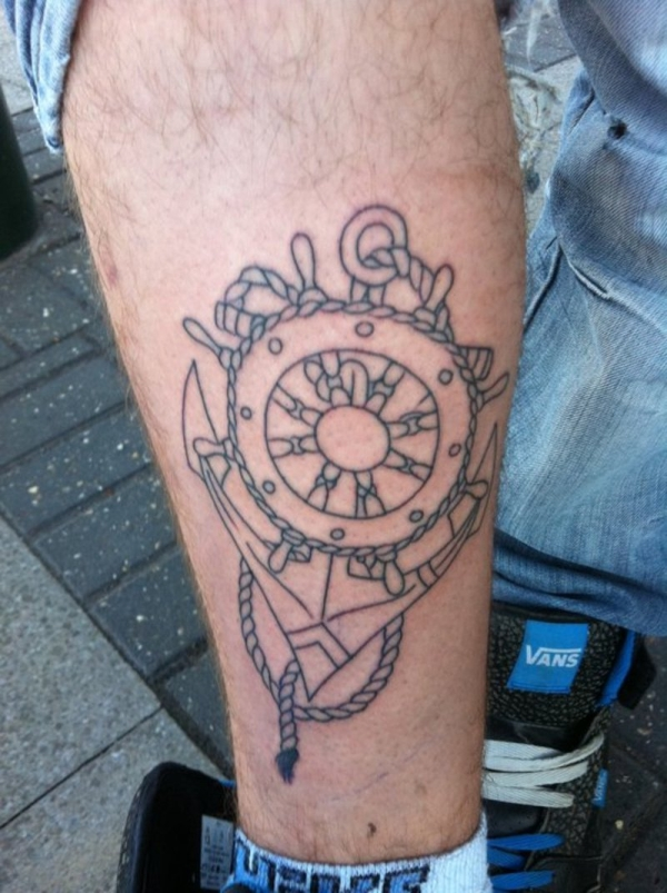 Navy tattoos designs ideas and meaning tattoos for you for Navy tattoos for men