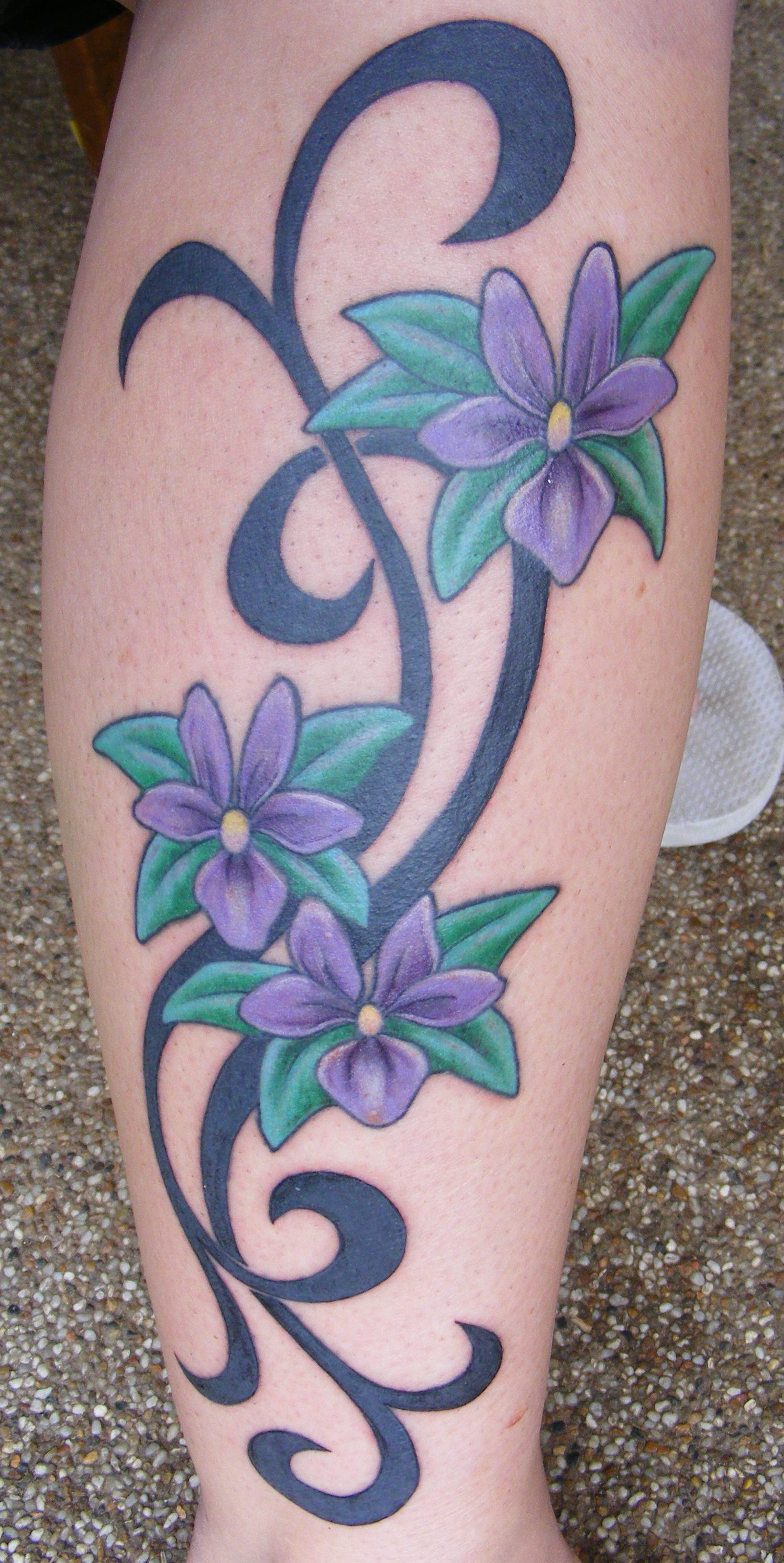 Flower Tattoos Designs Ideas And Meaning: Orchid Tattoos Designs, Ideas And Meaning