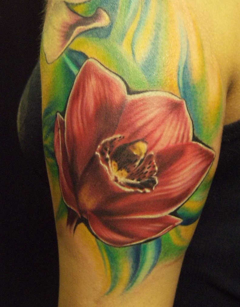 Image Result For Flower Tattoo Small Meaning