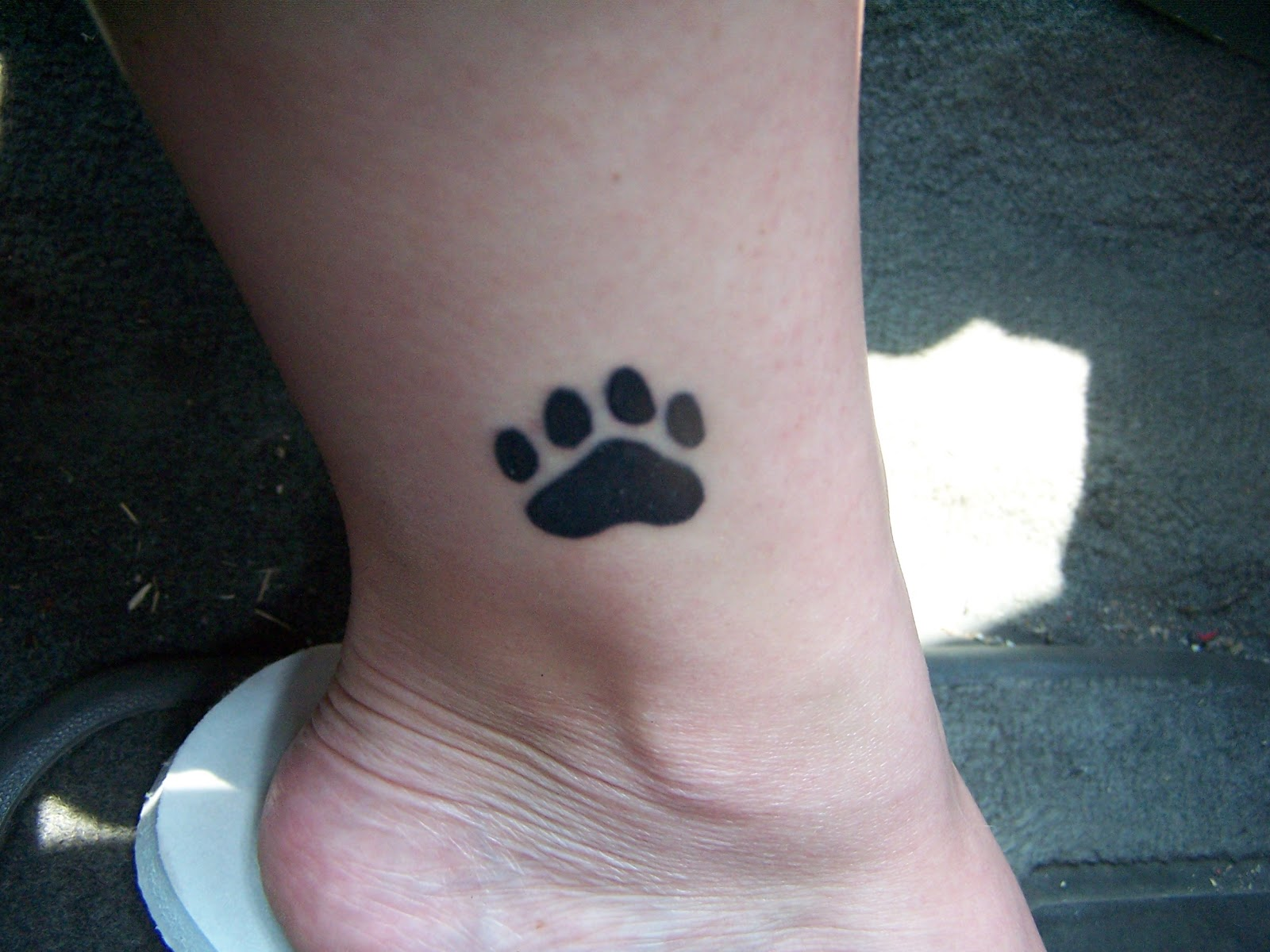 Image Result For Paw Tattoo Meaning