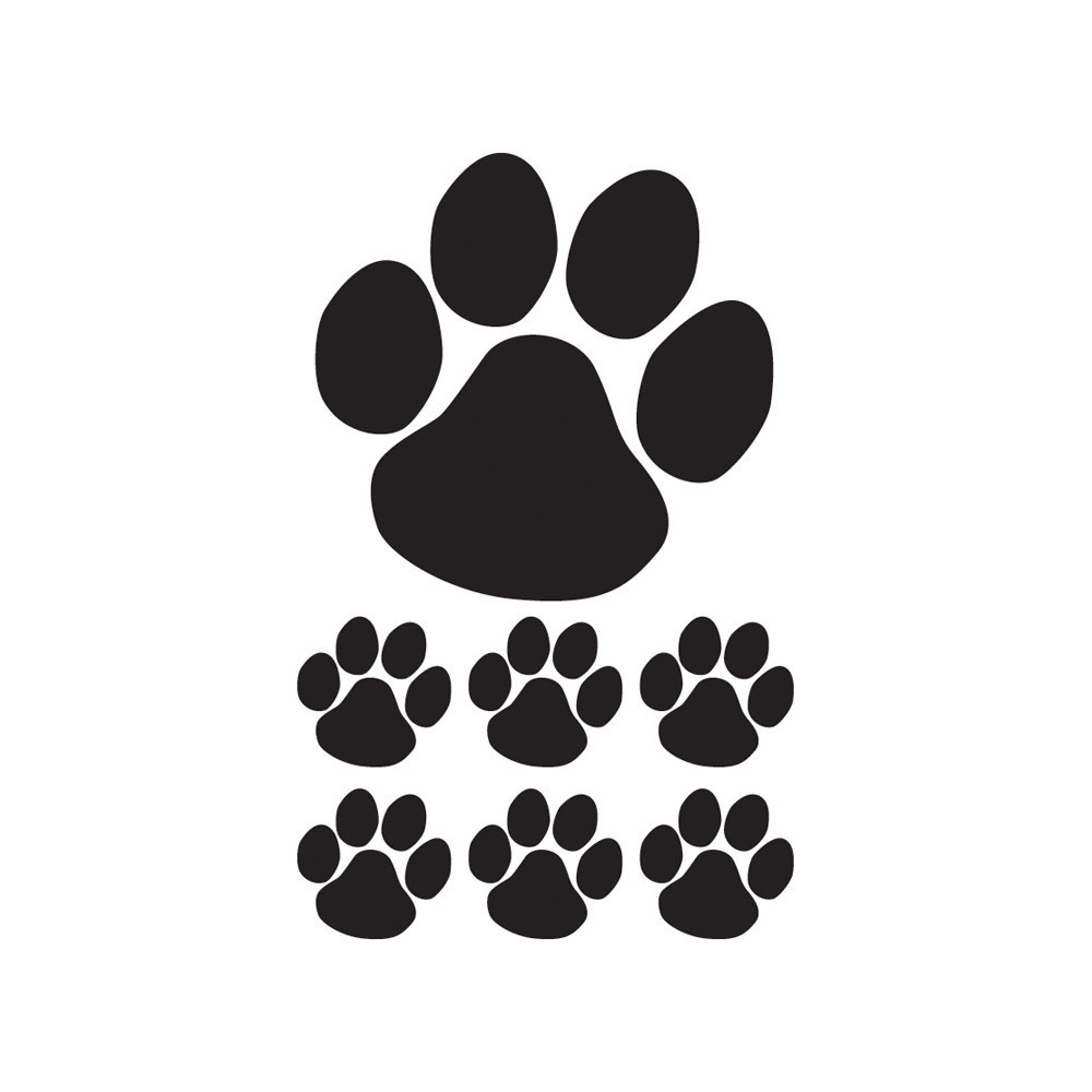 Paw Print Tattoo Ideas