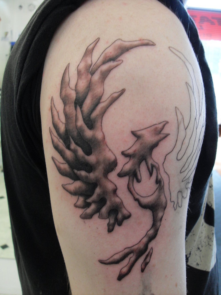 Phoenix Tattoos Designs, Ideas And Meaning