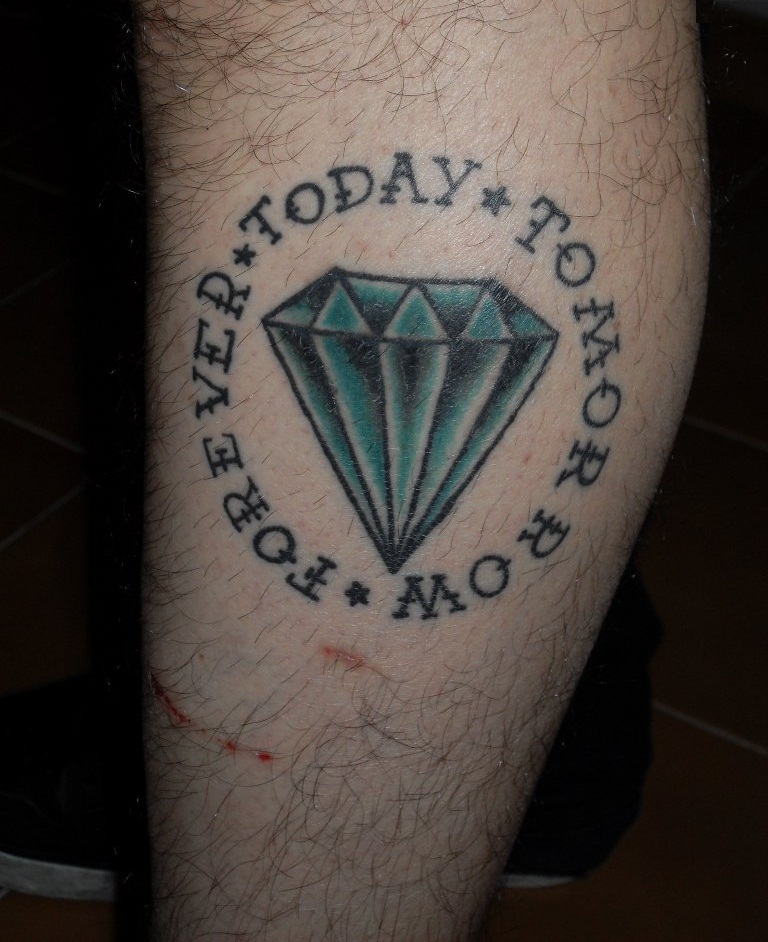 Tattoo Ideas Pictures: Diamond Tattoos Designs, Ideas And Meaning