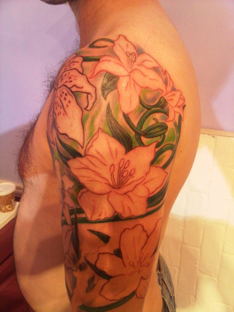 Pictures of Orchids For Tattoos
