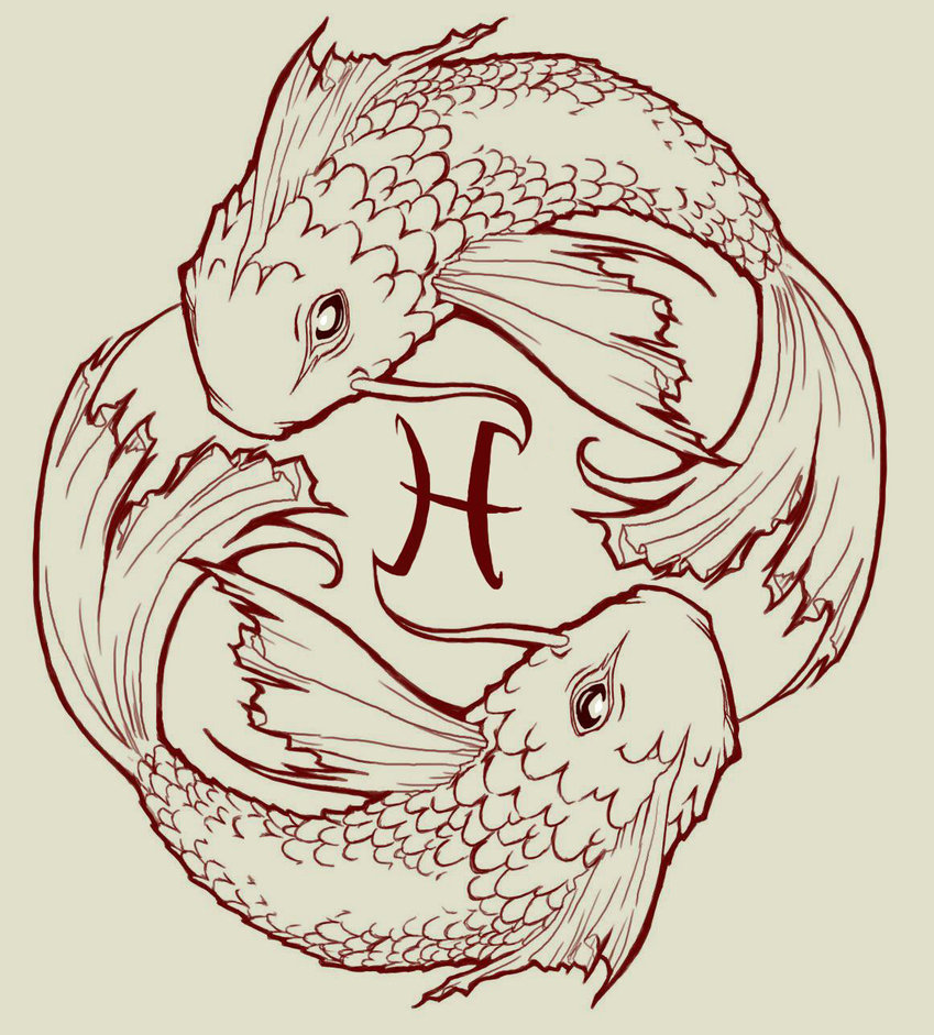 pisces tattoos designs ideas and meaning tattoos for you