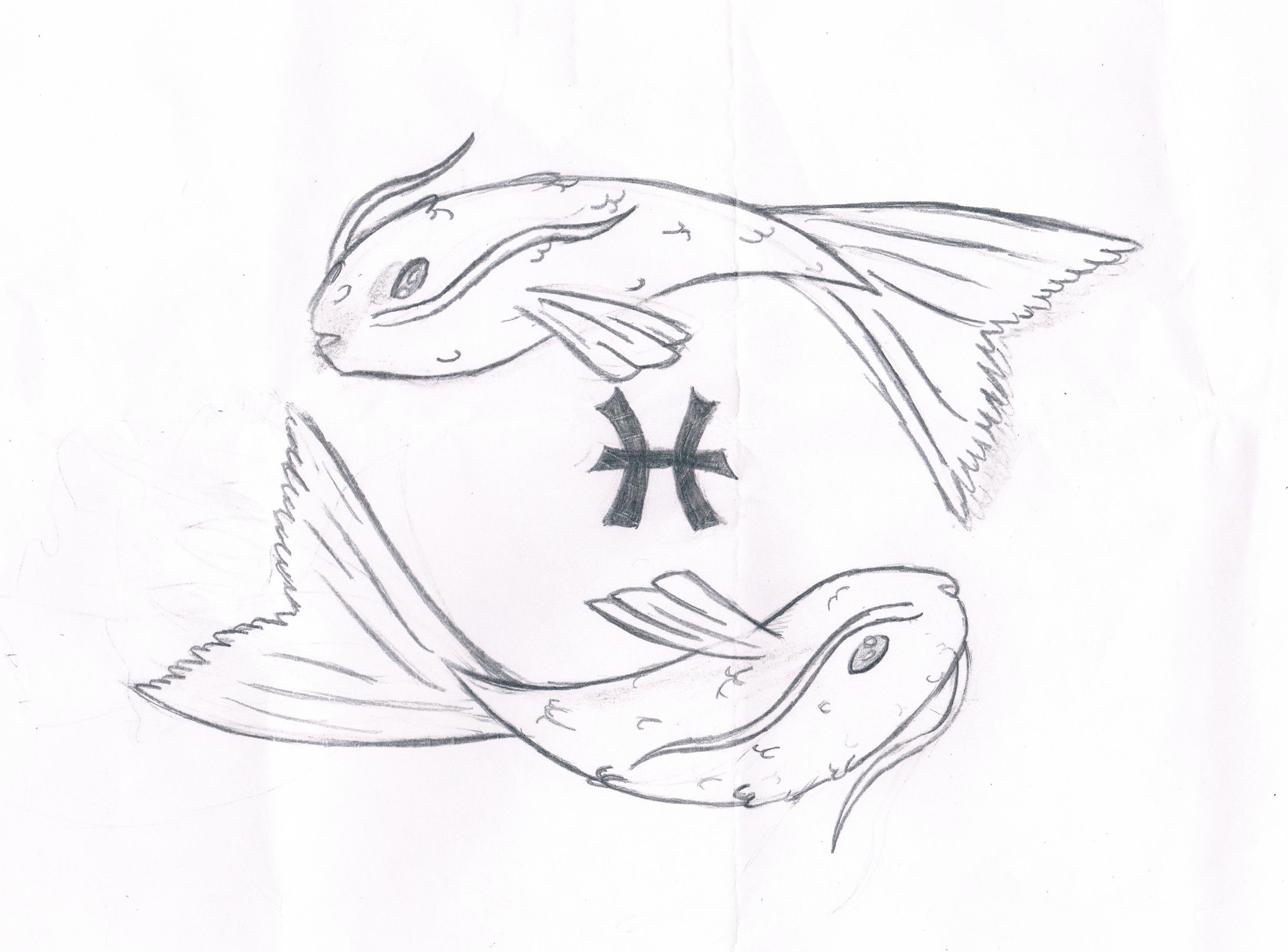 pisces fish symbol wwwimgkidcom the image kid has it