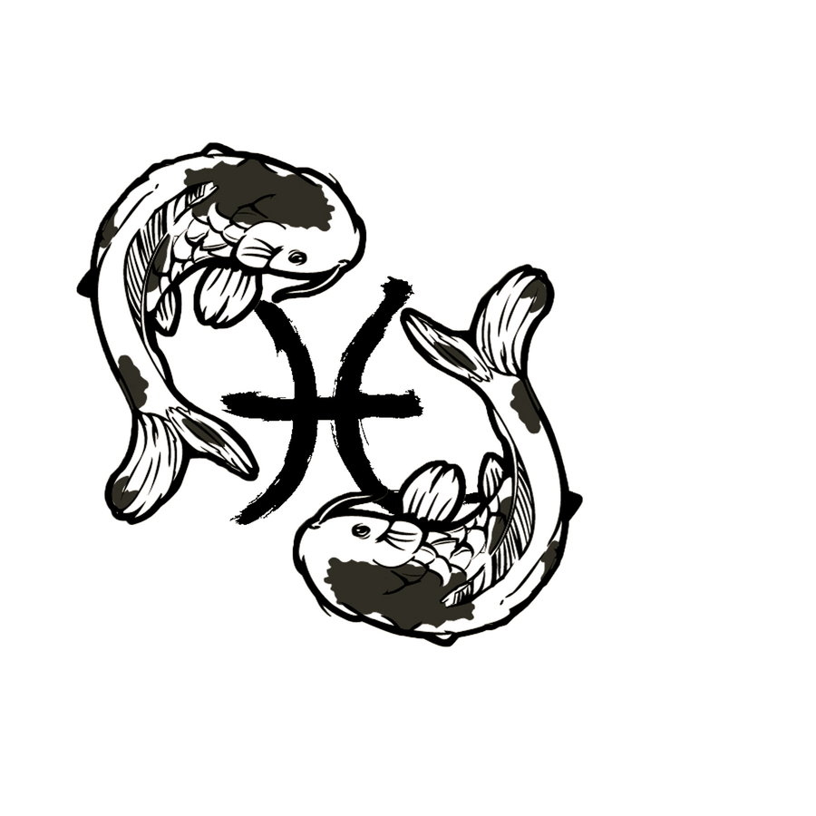 pisces logo pictures pisces tattoos designs ideas and meaning tattoos for you 6811