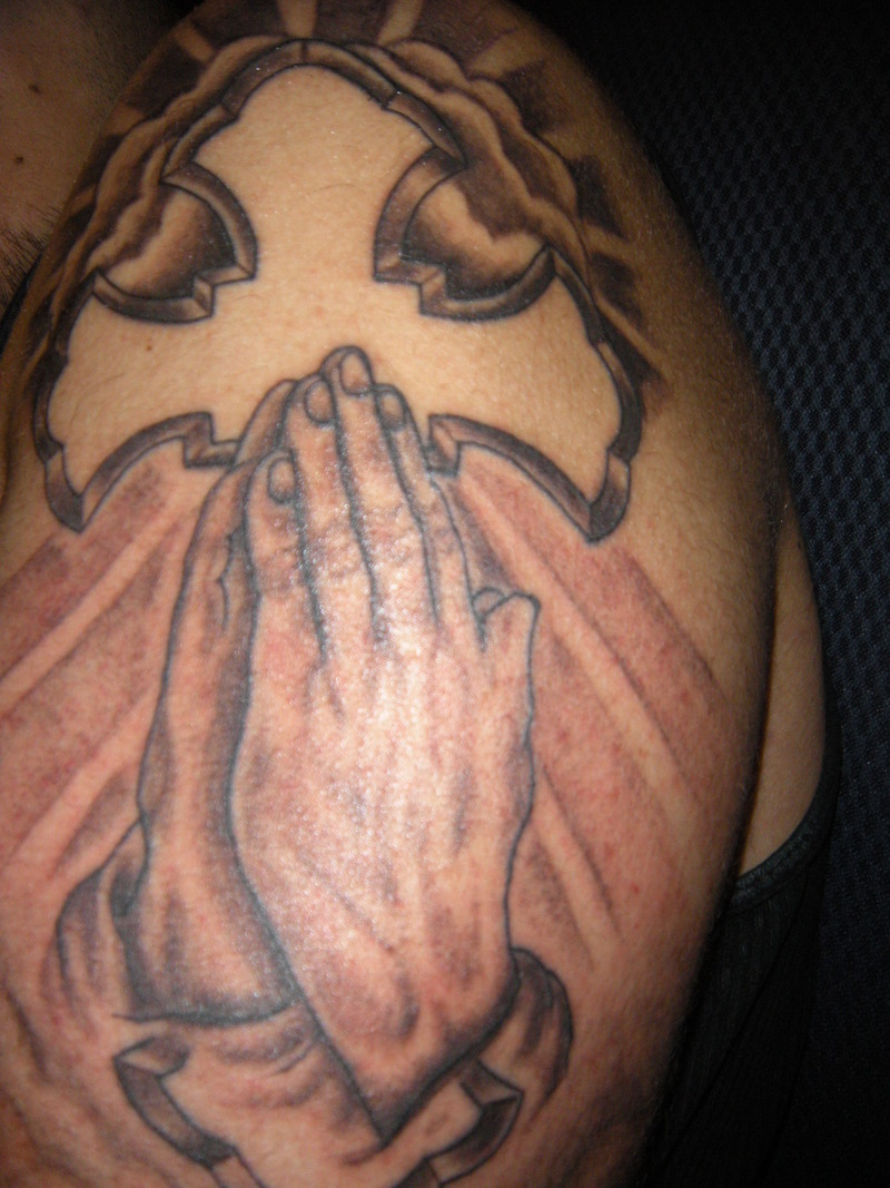 Tattoo Stencils For Women: Praying Hands Tattoos Designs, Ideas And Meaning