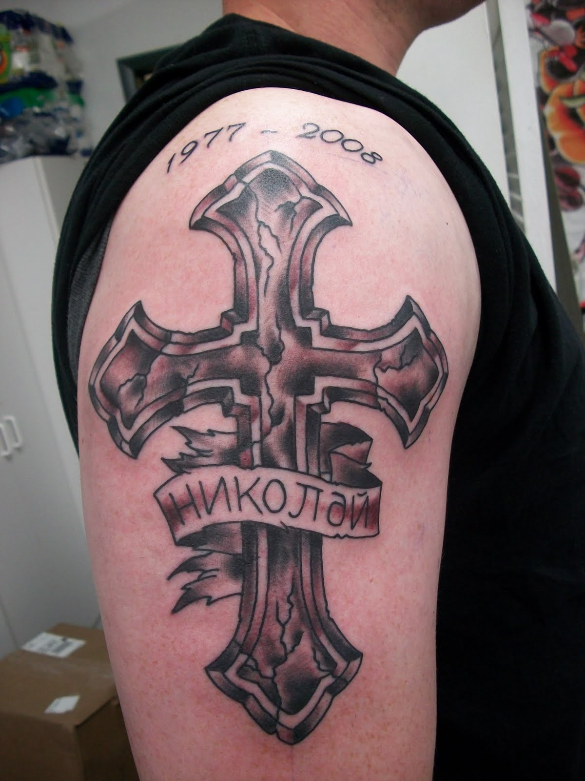 Rip tattoos designs ideas and meaning tattoos for you for Male tattoo ideas