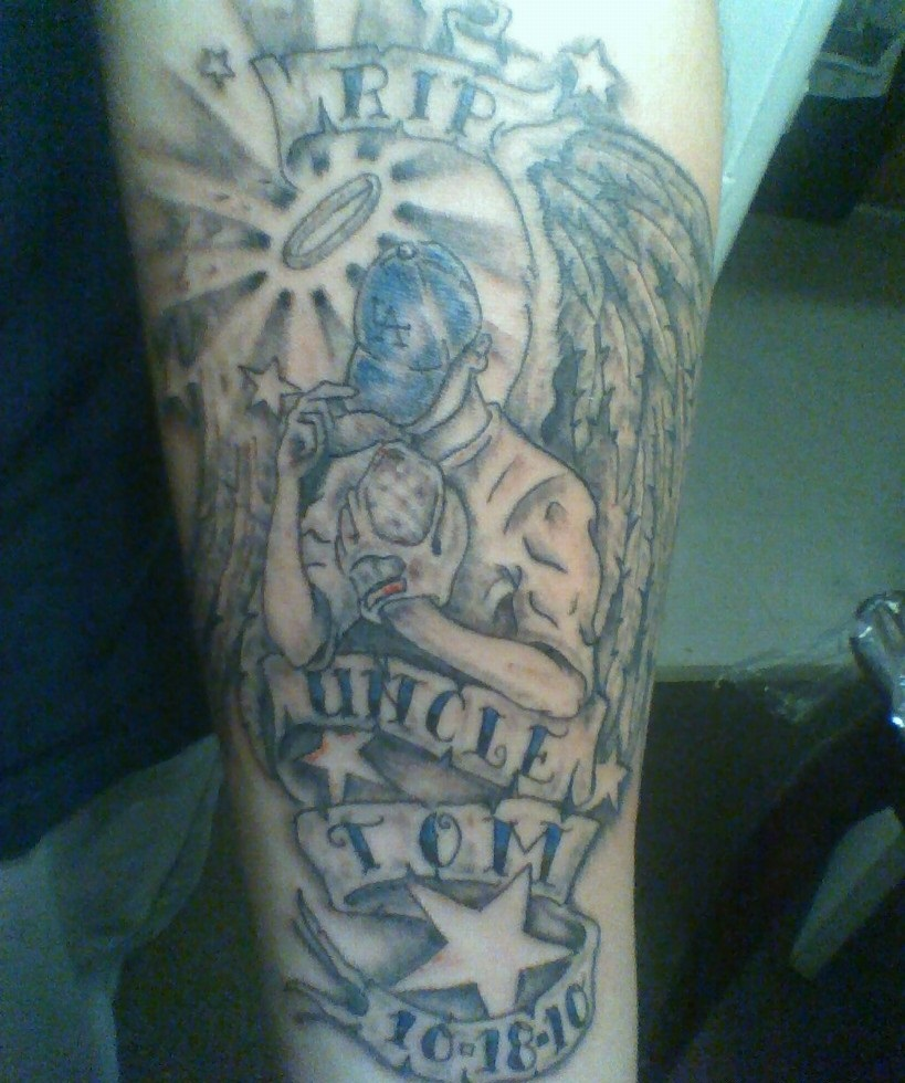 Rip Tattoos Designs, Ideas And Meaning