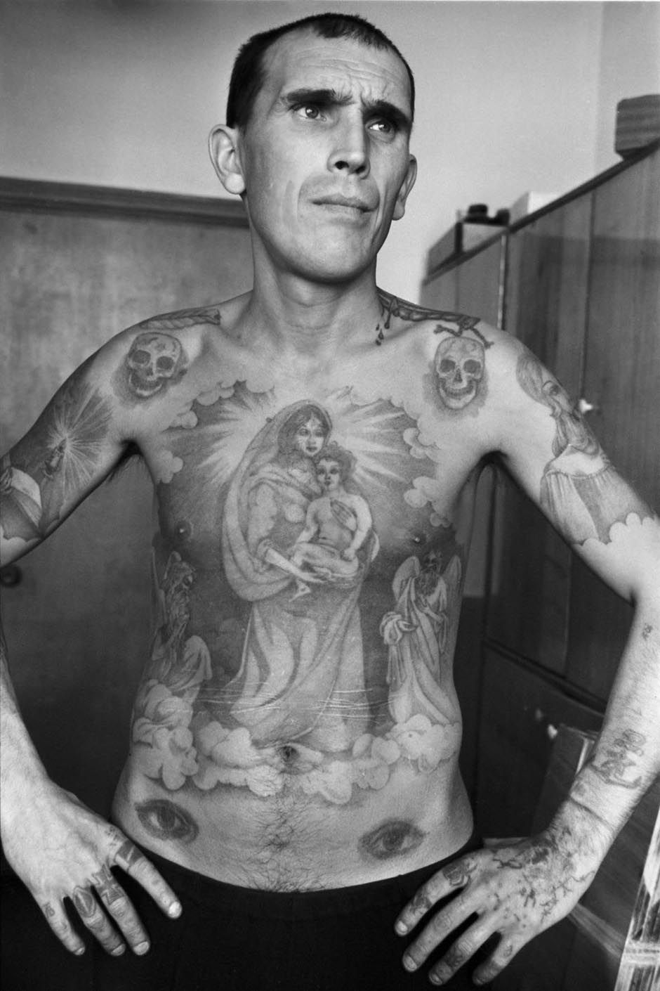 Russian Tattoo Meanings Wiki: Prison Tattoos Designs, Ideas And Meaning