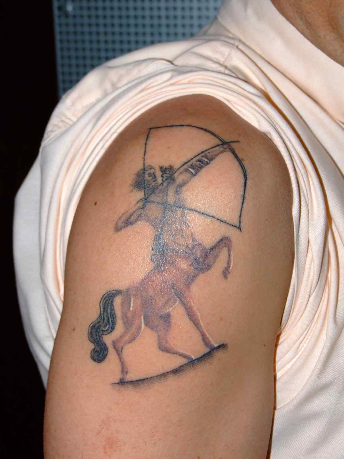 Tattoos Pictures For Men: Sagittarius Tattoos Designs, Ideas And Meaning