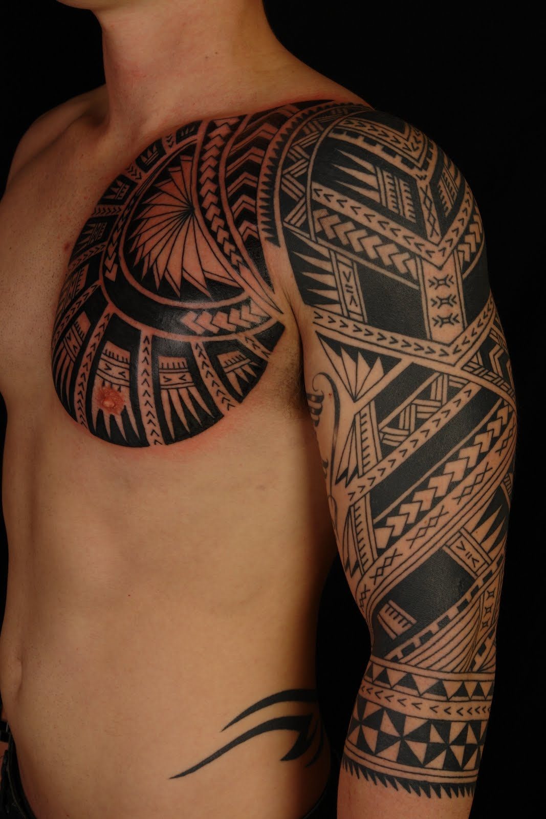 Tatuagem Maori: Samoan Tattoos Designs, Ideas And Meaning