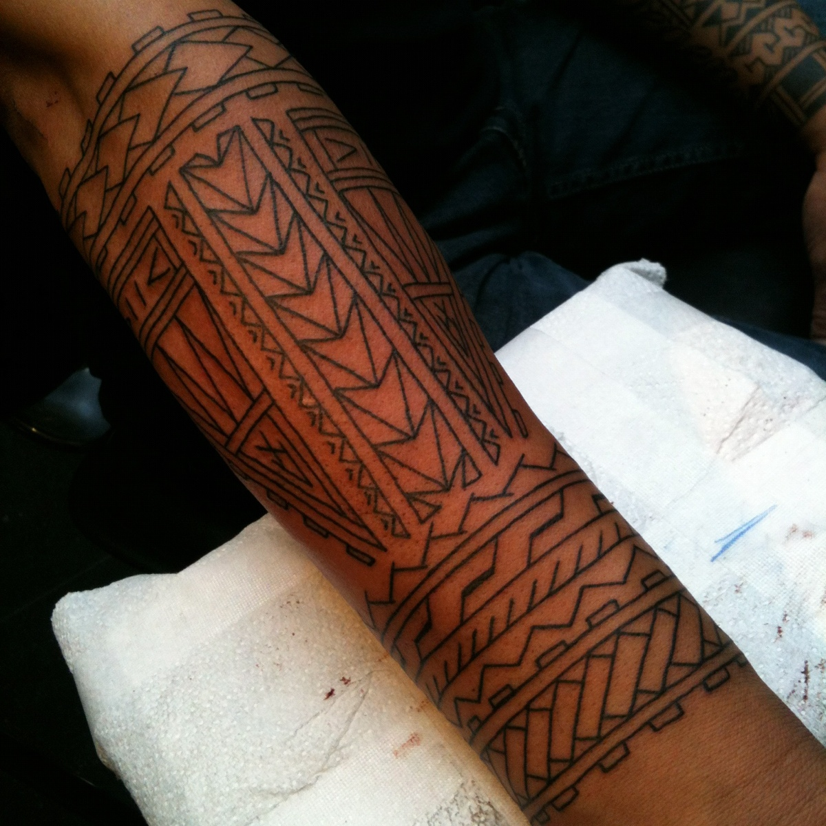 Samoan Tattoos Designs, Ideas And Meaning