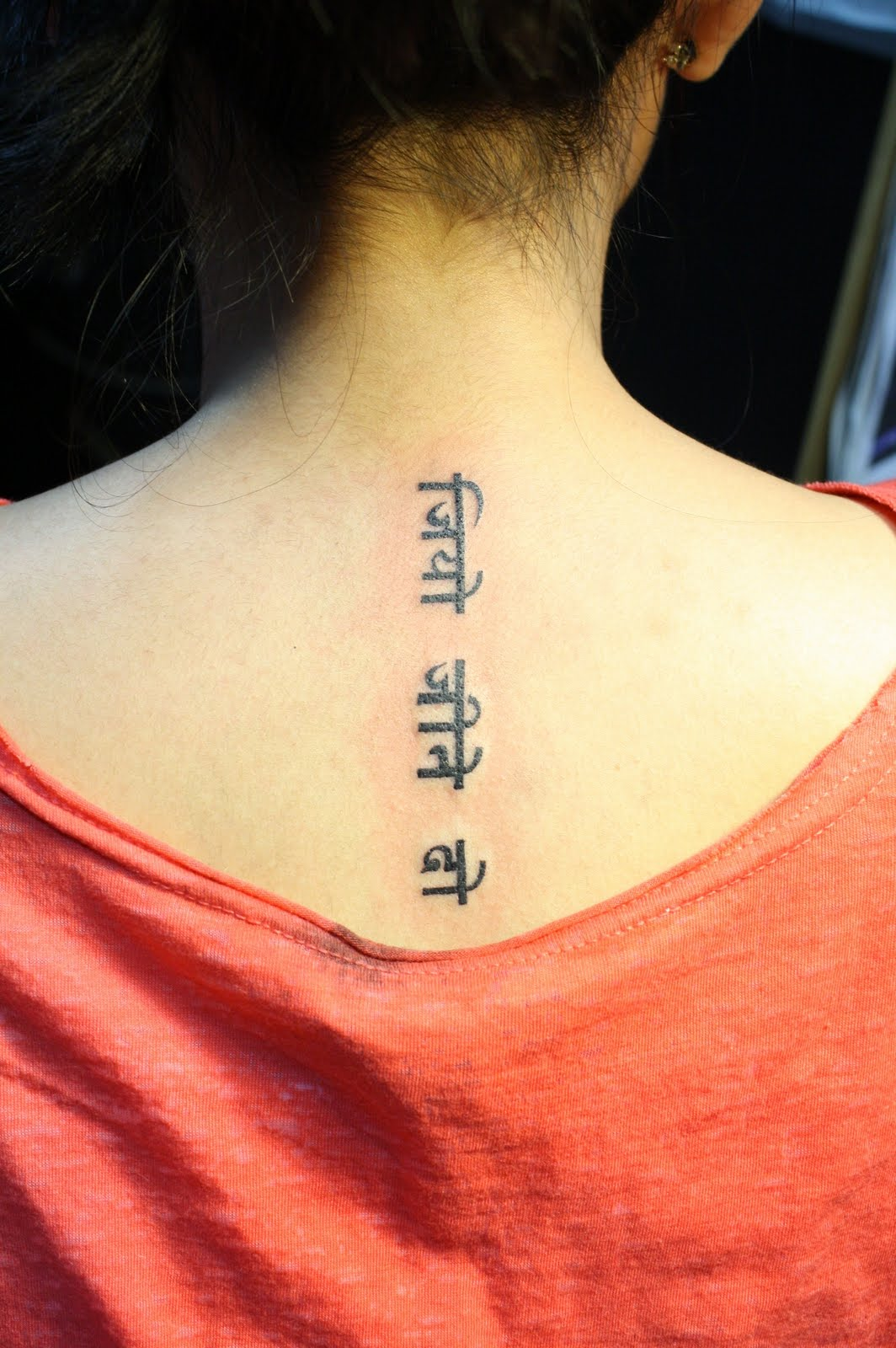 Sanskrit tattoos and meaning